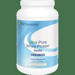 BioGenesis Ultra Pure Whey Prot Vanilla 40 srv UL118