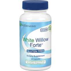 BioGenesis White Willow Forte 30 vegcaps BI2532