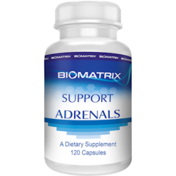 BioMatrix Support Adrenals 120 caps B51001
