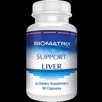 BioMatrix Support Liver 90 caps B50401