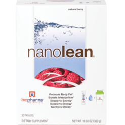 BioPharma Scientific nanolean Berry 30 packets B03069