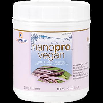 BioPharma Scientific nanopro Vegan 1.43 lbs B03112