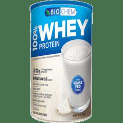 Biochem 100 Whey Protein Nat Flav 15 srv B18407