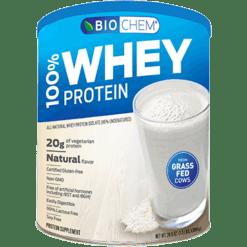 Biochem 100 Whey Protein Nat Flav 30 srv B18414