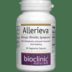Bioclinic Naturals Allerieva 60 vcaps BC9603