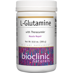 Bioclinic Naturals L Glutamine with Theracurmin 10.8 oz BC2529