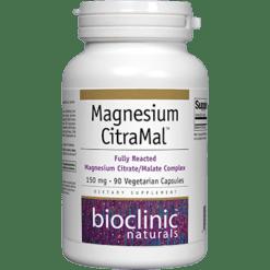 Bioclinic Naturals Magnesium Citra Mal 150mg 90vcaps BC9486