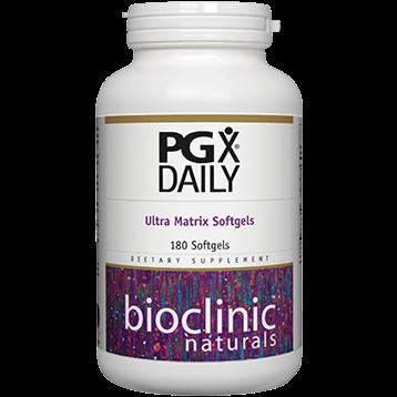 Bioclinic Naturals PGX Daily Ultra Matrix Softgels 180 gels BC9200