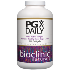 Bioclinic Naturals PGX Daily Ultra Matrix Softgels 360 gels BC9201