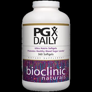 Bioclinic Naturals PGX Daily Ultra Matrix Softgels 360 gels BC9201