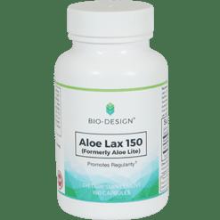 Biodesign Aloe Lax 150 Aloe Lite 180 caps BD62