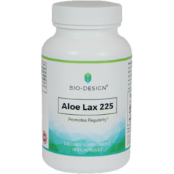 Biodesign Aloe Lax 225 180 caps BD42