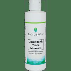 Biodesign Liquid Ionic Trace Minerals 8 oz BD73