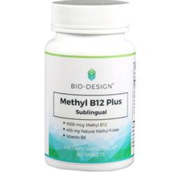 Biodesign Methyl B12 Plus 5000 mcg 60 tabs BD95