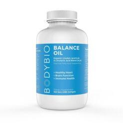 BodyBio Balance Oil 180 Caps