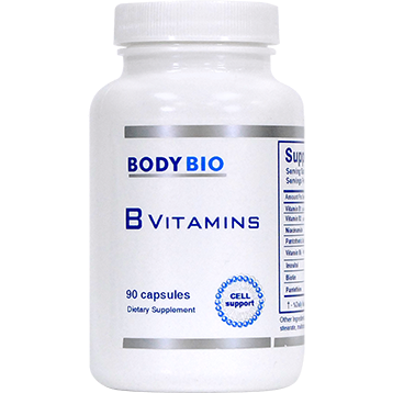 BodyBio E Lyte B Vitamins 90 caps SP815