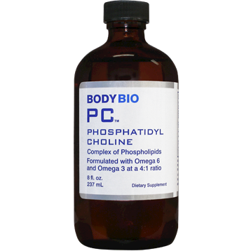 BodyBio E Lyte BodyBio PC 3000 mg 8 oz SP500