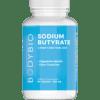 BodyBio E Lyte Sodium Buyrate 60 vegcaps B99929