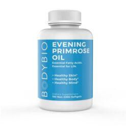 BodyBio Evening Primrose Oil 180 caps