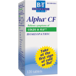 Boericke amp Tafel Alpha CF 120 tablets ALP30
