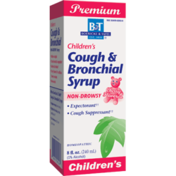 Boericke amp Tafel Childrens Cough amp Bronchial Syrup 8 fl oz CHI22