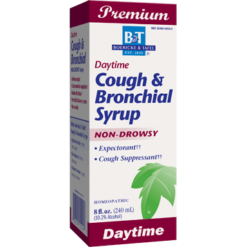 Boericke amp Tafel Cough amp Bronchial Syrup with Zinc 8 fl oz COU11
