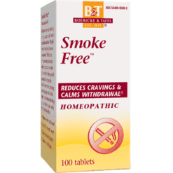 Boericke amp Tafel Smoke Free 100 tabs SMOK2