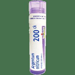 Boiron Argentum nitricum 200CK 80 plts ARG11