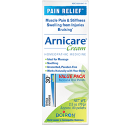 Boiron Arnicare® Cream Pain Value Pack 2.5 oz ARN63
