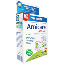 Boiron Arnicare Roll On Twin Pack 2 1.5 oz B37000