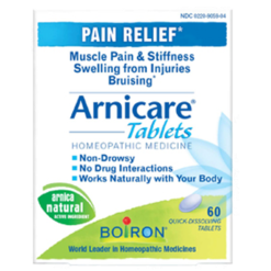 Boiron Arnicare Tablets 60 tabs B59043