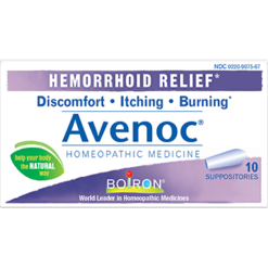 Boiron Avenoc Suppositories 10 supp AVEN7