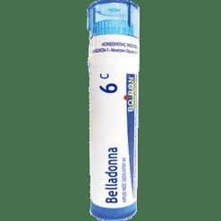 Boiron Belladonna 6C 80 plts BEL12