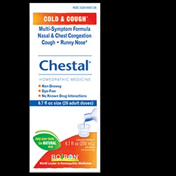 Boiron Chestal Adult Cough amp Cold 6.7 fl oz B67284