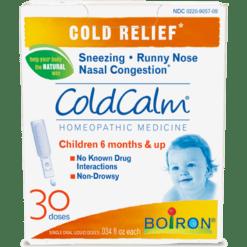 Boiron Coldcalm Liquid 30 Doses B57094