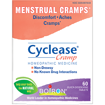 Boiron Cyclease Cramp® 60 tabs CYCL1
