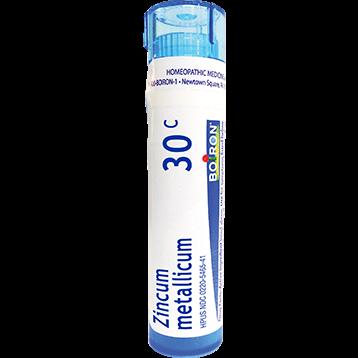 Boiron Zincum metallicum 30C 80 plts ZIN57