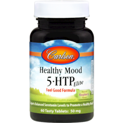Carlson Labs 5 HTP Elite 50 mg 60 tabs 5HT18