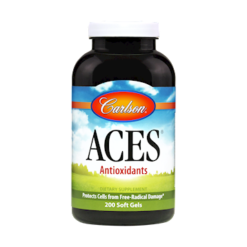 Carlson Labs ACES Antioxidant 200 gels ACES3