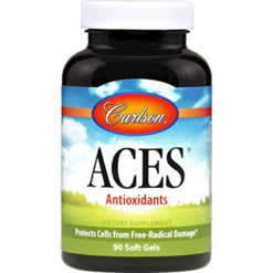 Carlson Labs ACES Antioxidant 90 gels ACES2