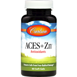 Carlson Labs ACES Zn 60 gels ACESZ