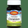 Carlson Labs Chelated Chromium 200 mcg 100 tabs CHR49