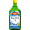 Carlson Labs Cod Liver Oil Lemon 16.9 oz CODL3