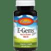 Carlson Labs E•Gems® Elite 400 IU 60 gels EGEM1