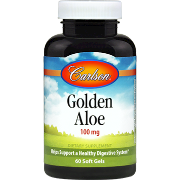 Carlson Labs Golden Aloe 60 gels GOLDA