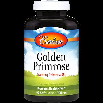 Carlson Labs Golden Primrose 1300 mg 90 gels GOL26