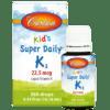 Carlson Labs Kid039s Super Daily K2 10.16 ml C13001