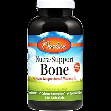Carlson Labs Nutra•Support® Bone 180 softgels NUT43