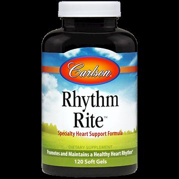 Carlson Labs Rhythm Right™ 120 gels RHYTH