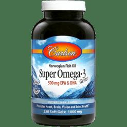 Carlson Labs Super DHA 180 gels SUP15